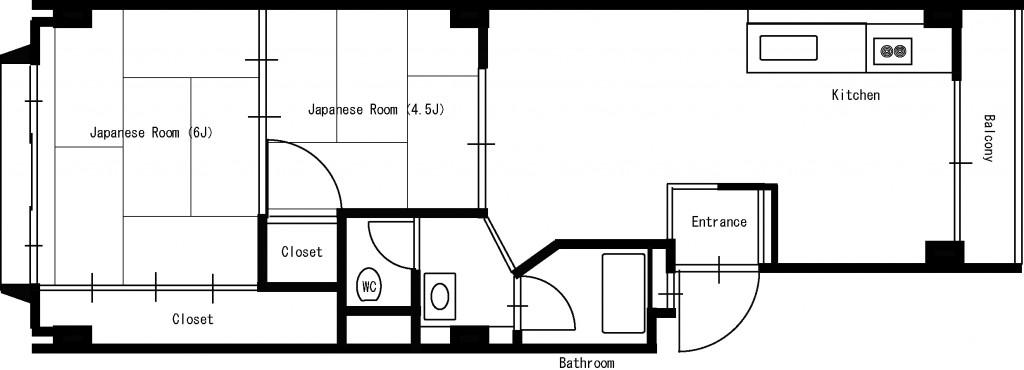 Avior Manor (2DK)
